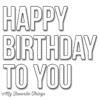 MFT - Happy Birthday to You die