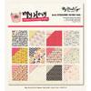 My Mind's Eye - My Story - 6x6 paper pad (r)