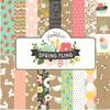 Pebbles - Spring Fling paper (r)