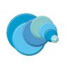 Spellbinders - Nestabilities - Standard circles small