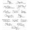 PTI - Signature Greetings stamps