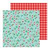 Pebbles - Cozy & Bright - Santa Land paper