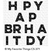 MFT - Happy Birthday Blend stamps