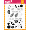 WPlus9 - Fresh Cut Florals stamps