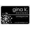 Gina K Designs - Obsidian Amalgam ink pad