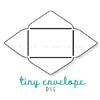 PTI - Tiny Envelope die