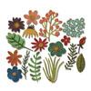 Sizzix - Funky Floral #1 dies