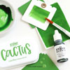 The Stamp Market - Cactus ink pad