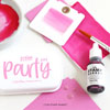 The Stamp Market - Party Pink cardstock