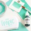 The Stamp Market - Tropical Teal ink pad