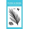 Flora & Fauna - Mini Pine Branch stamps