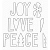 MFT - Joy, Love, and Peace die