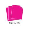PTI - Raspberry Fizz cardstock