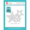 Lil' Inker Designs - Stitched Stars dies (r)