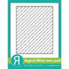 Reverse Confetti - Stitches Cover Panel die