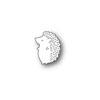 Poppy Stamps - Whittle Hedgehog die