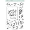 Hello Bluebird - Banner Buddies stamps