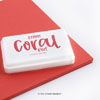 The Stamp Market - Coral Reef ink pad