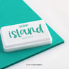 The Stamp Market - Island ink pad