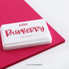 The Stamp Market - Raspberry ink pad