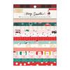 Crate Paper - Hey Santa - 6x8 paper pad