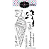Colorado Craft Company - Slimline Ice Cream stamps