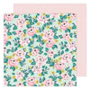 Crate Paper - Maggie Holmes - Garden Party - Blooming paper