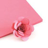 The Stamp Market - Peony cardstock