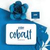 The Stamp Market - Cobalt ink pad