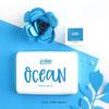 The Stamp Market - Ocean ink pad