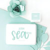 The Stamp Market - Sea Glass ink pad