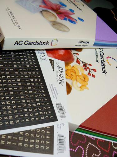 Cardstock_galore