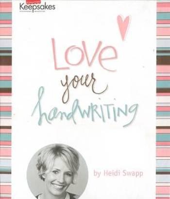 Heidihandwriting
