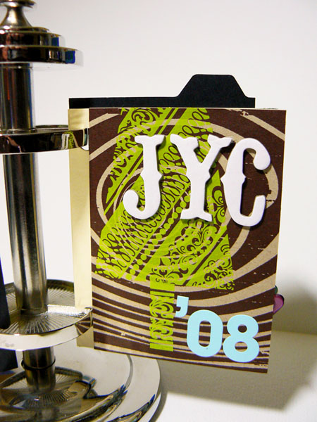JYC 2008 - Cover