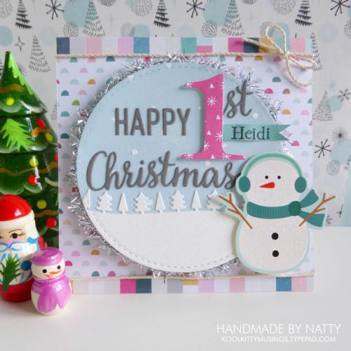 Happy 1st Christmas - 2017-01-02