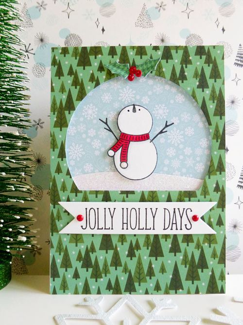 Jolly Holly Days - 2015-12-12
