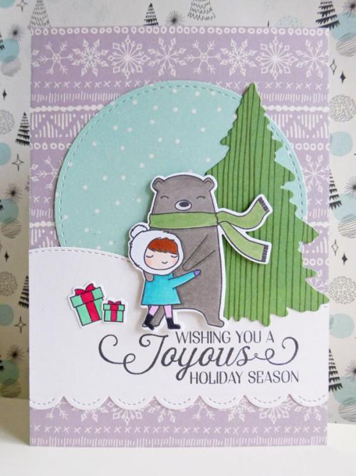 Wishing you a joyous holiday season - 2016-11-04
