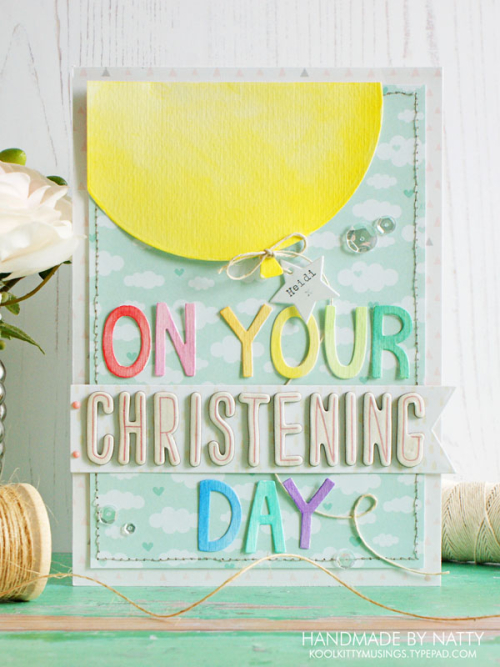 Christening day wishes - 2017-04-07