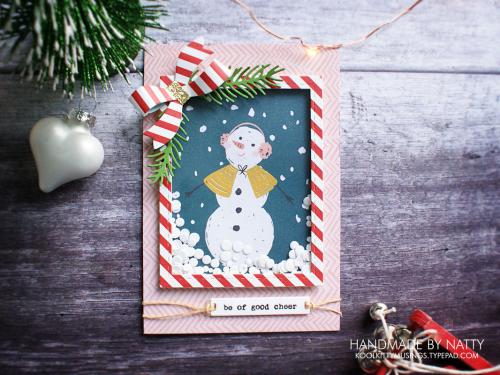 Christmas Countdown Day 38