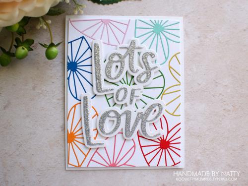 Lots of Love - 2021-03-26