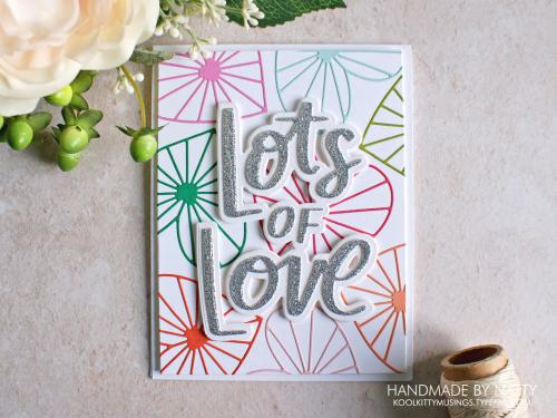 Lots of Love - 2021-03-27