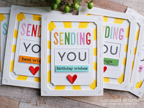 Sending you birthday wishes - 2021-01-26