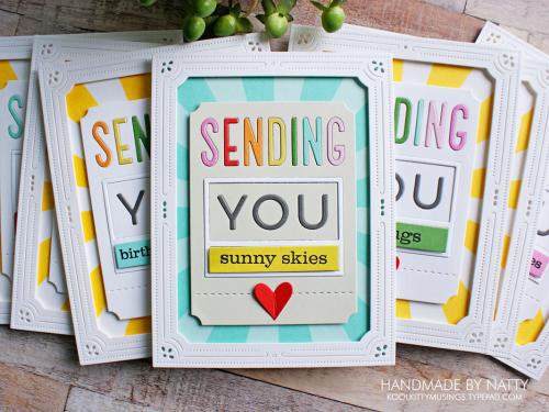 Sending you sunny skies - 2021-01-25