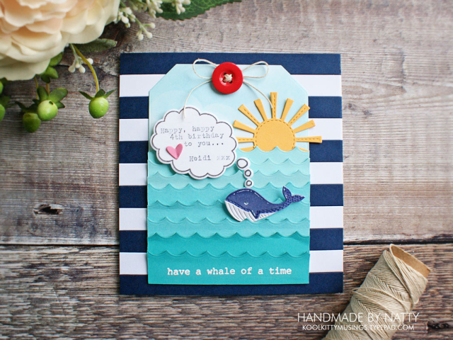 Have a whale of a time - 2020-09-11