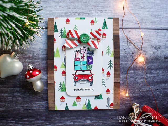 Santa's comng - 2020-11-13